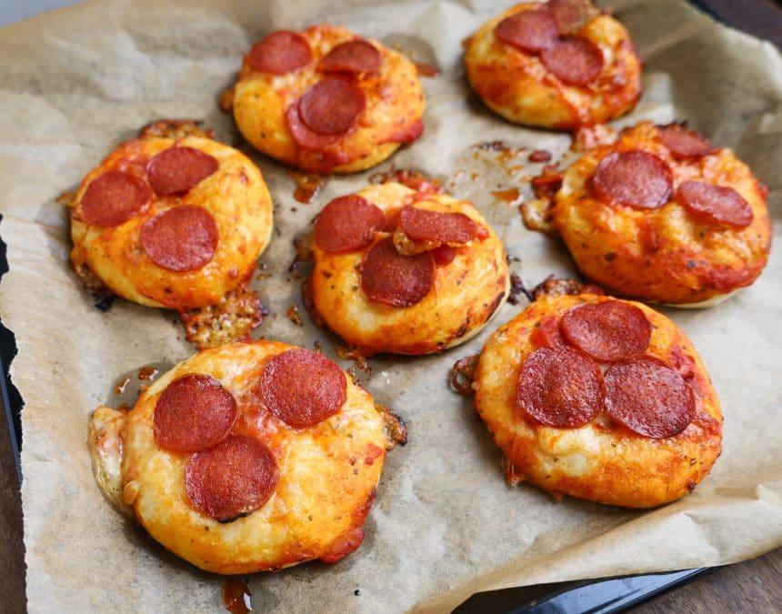 Opskrift på pizza foccacia