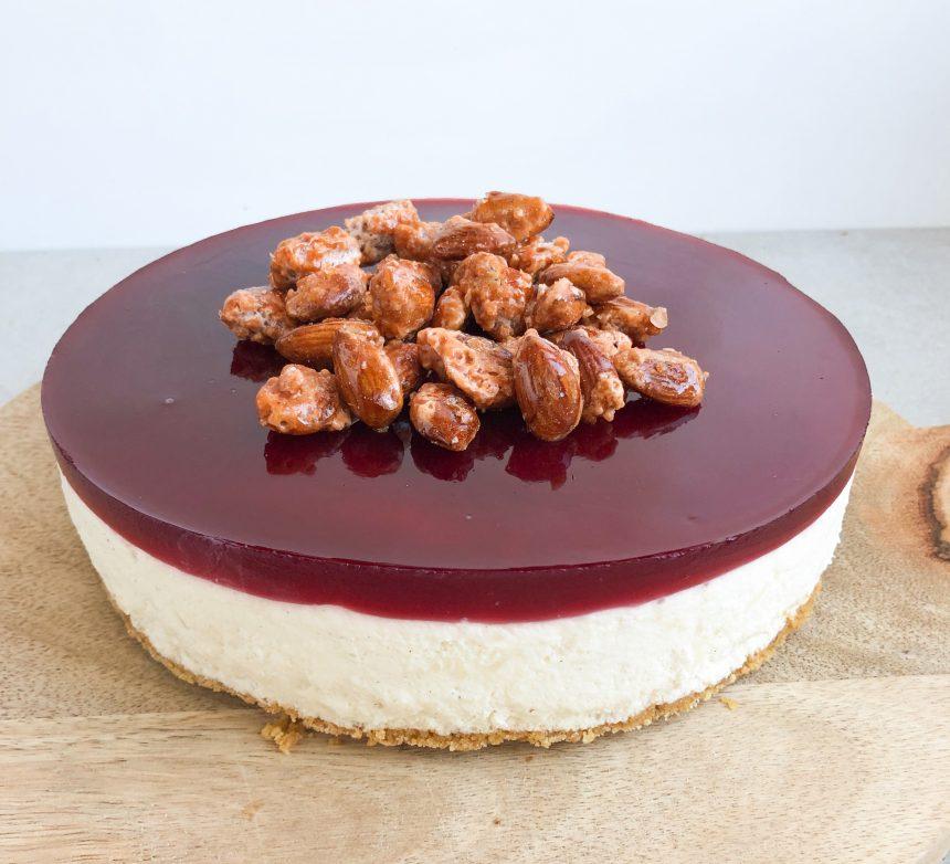 risalamande cheesecake