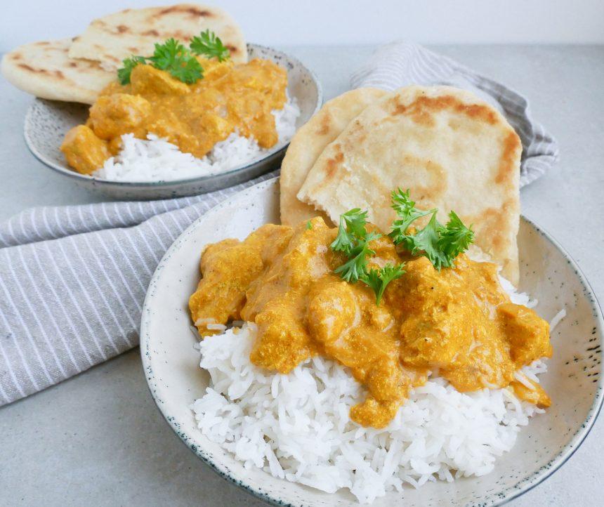 chicken tikka masala step by step