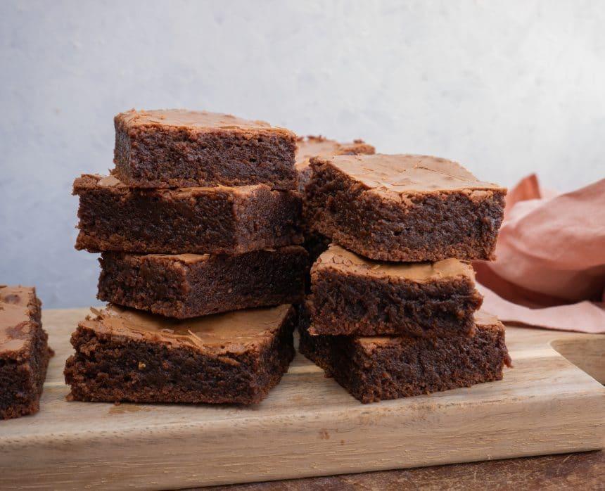 Opskrift på verdens bedste brownie