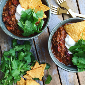 Den bedste chili con carne – Mexicansk gryderet