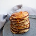 Bananpandekager – Nemme og sunde pandekager