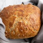 Grydebrød – Opskrift på verdens bedste brød