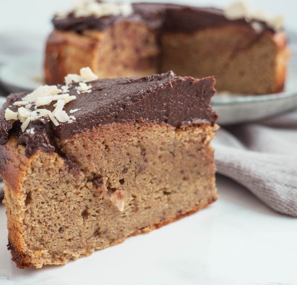 Sund kanelkage – Glutenfri og uden hvid sukker