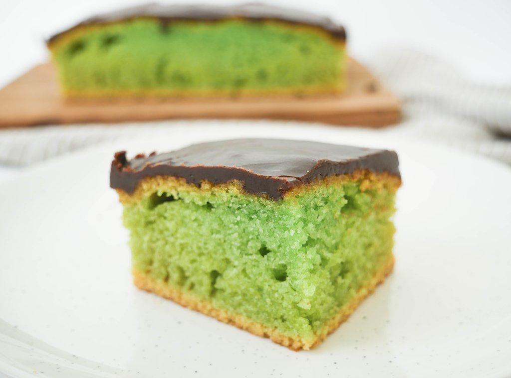 Grøn giftkage – opskrift på Bladankage