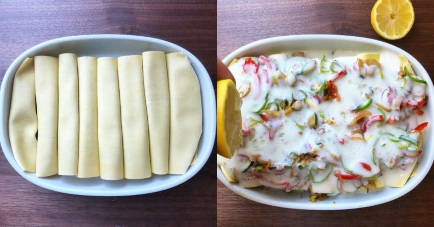 cannelloni inden ovn