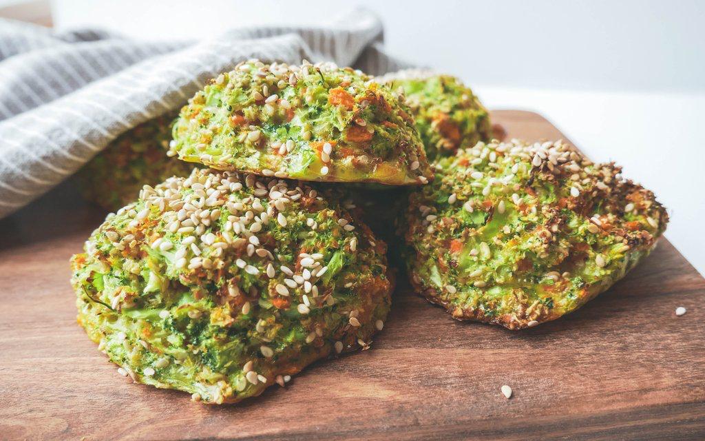 Sunde broccoliboller opskrift