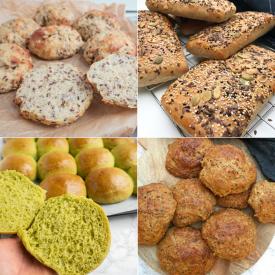 5 opskrifter på madpakkeboller