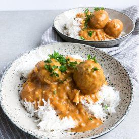 Indiske kødboller