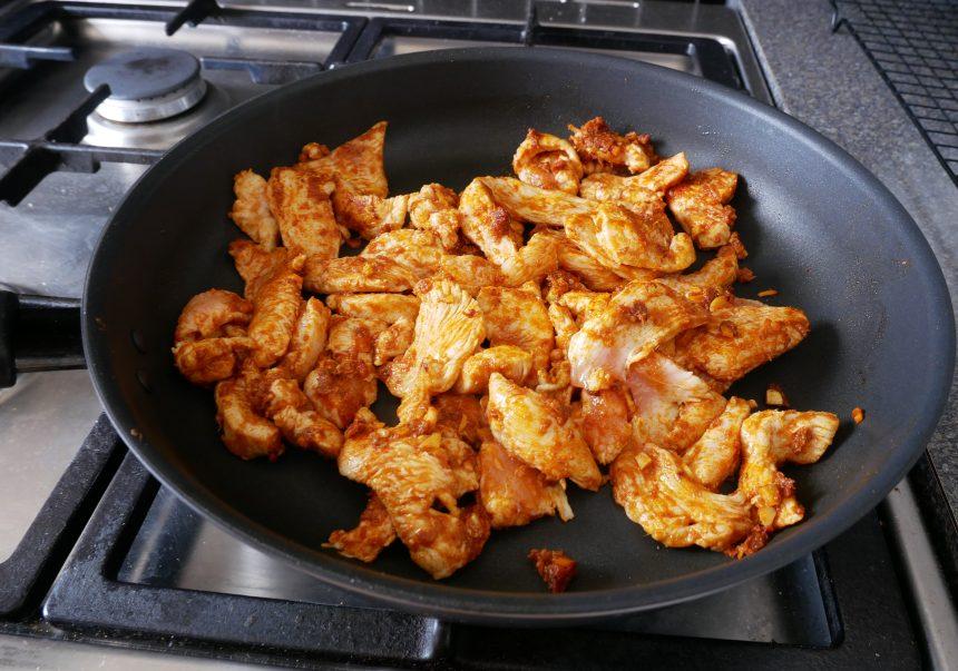 Kylling færdigsteges