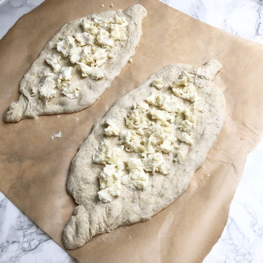 Græsk peinirli med kartoffel