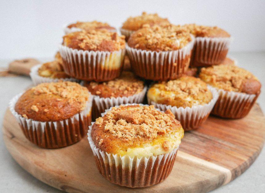 Græsker muffins med flødeost (1 of 1)