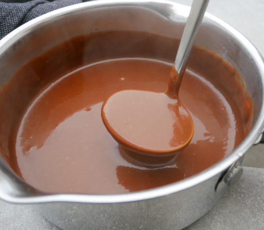 brun sovs