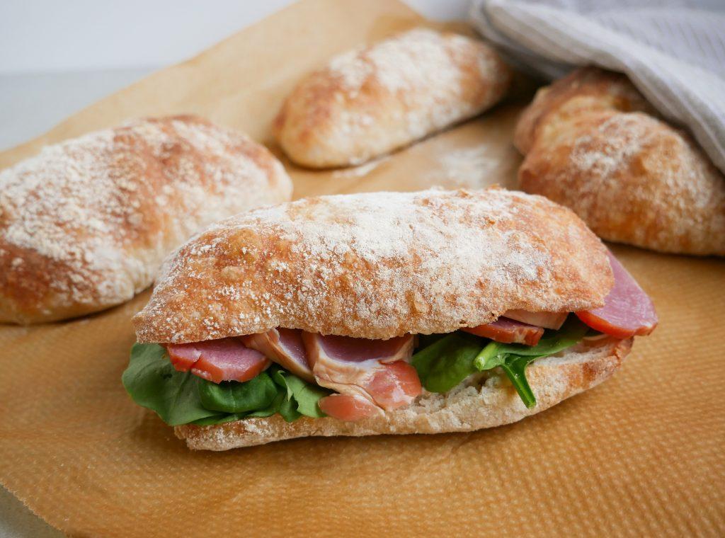 italienske sandwichboller