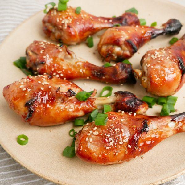 asiatiske kyllingelår