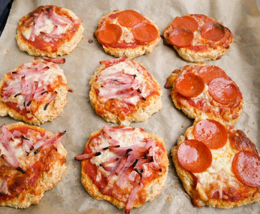 Sundere pizzafoccacia