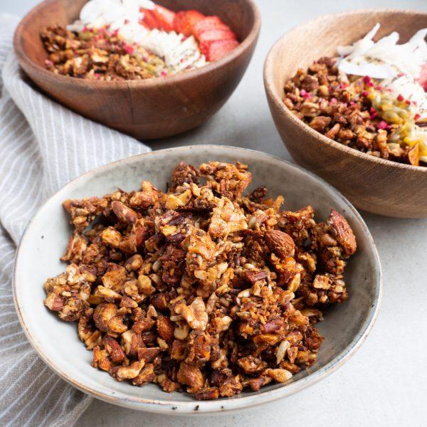 glutenfri granola