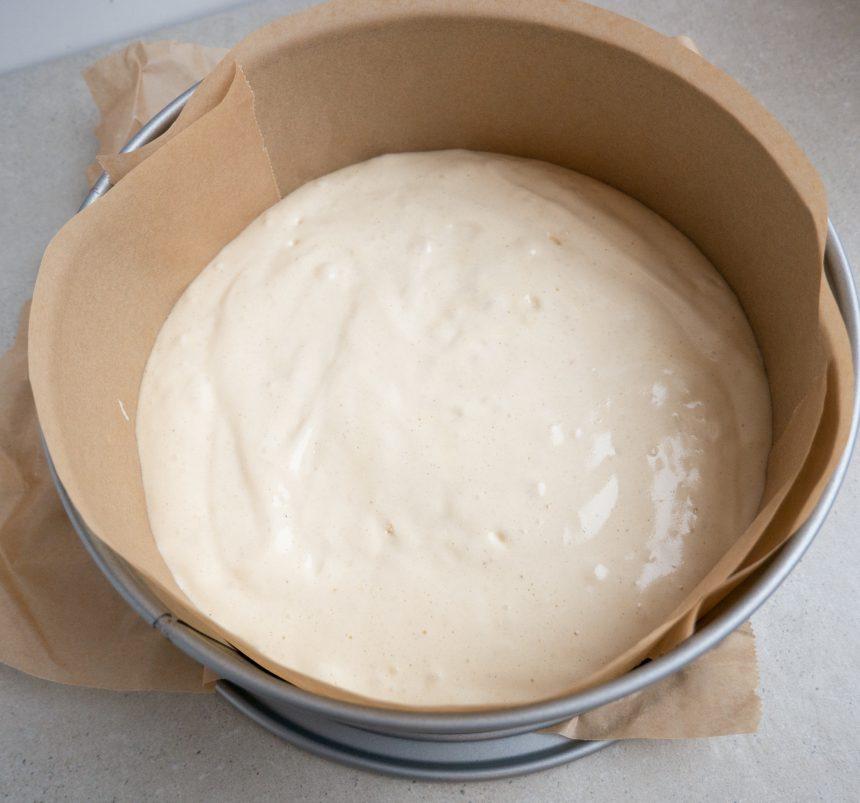 lagkagebunde inden bagning