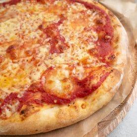Nem opskrift på den bedste Pizza Margherita