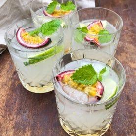 gin med hyldeblomst
