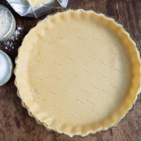 Nem opskrift på hjemmelavet tærtedej