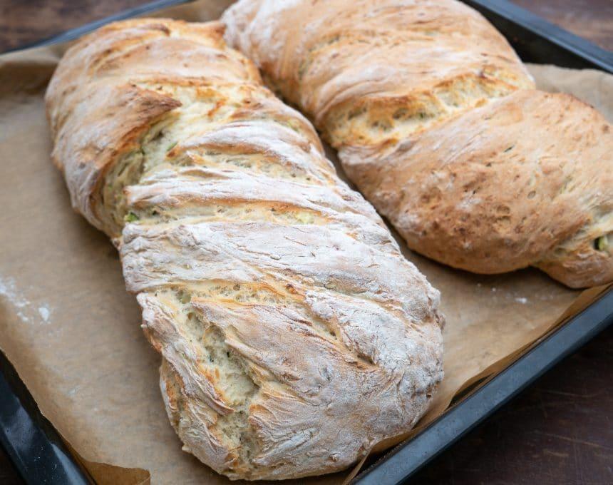 Brød med squash
