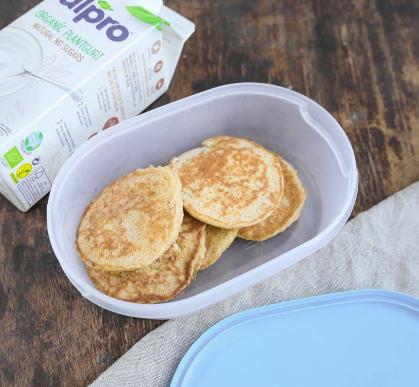 frys dine sunde pandekager ned