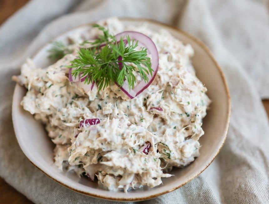 Opskrift på tunsalat