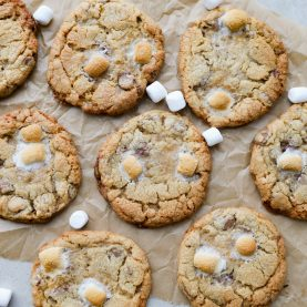 cookies med skumfiduser