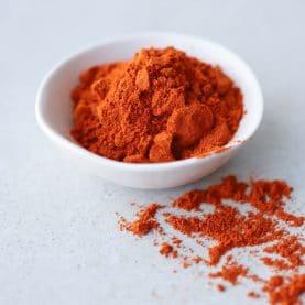 Opskrifter med paprika