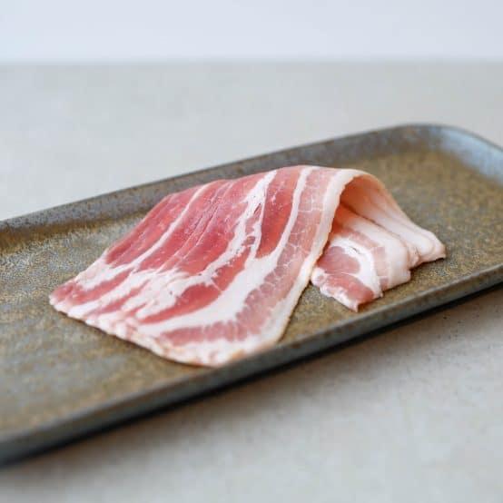 Opskrifter med bacon i skiver