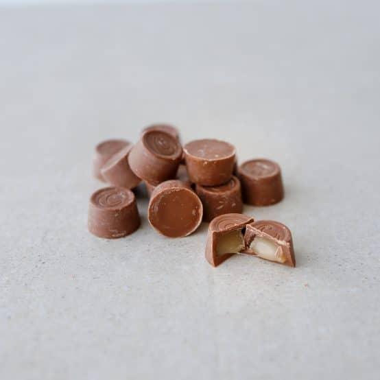 center chokolade