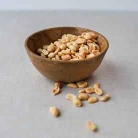 saltede peanuts