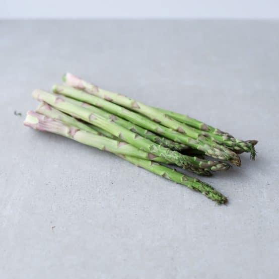 friske asparges
