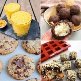 Hjemmelavede snacks