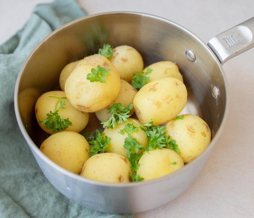 Nye danske kartofler