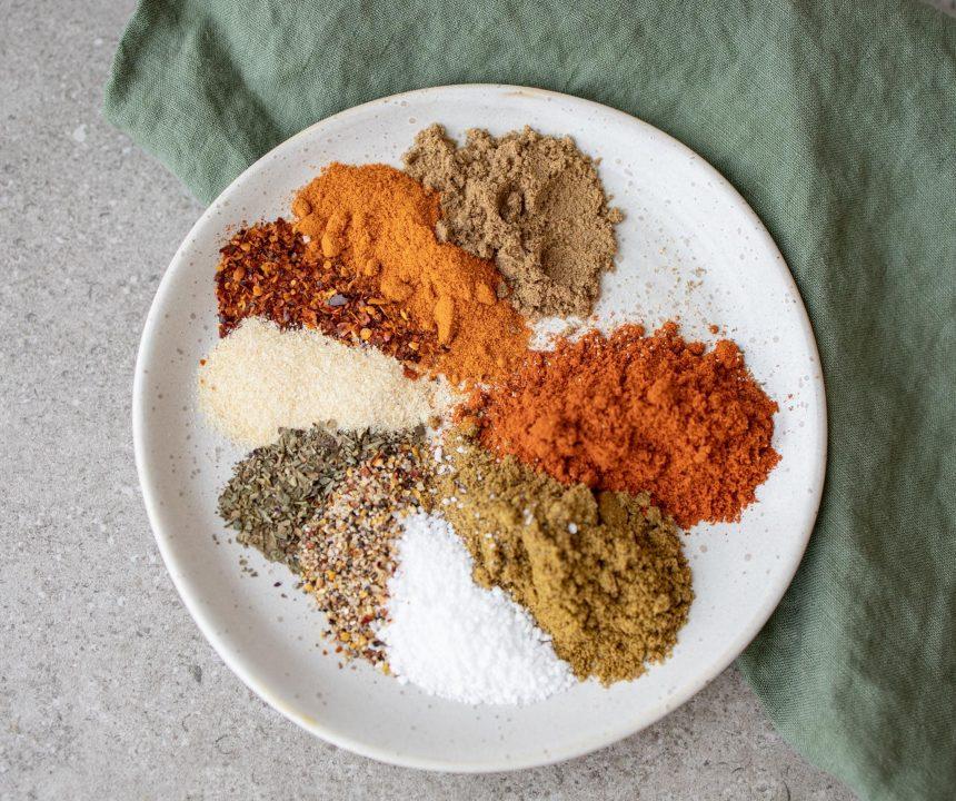 mexicansk krydderiblanding