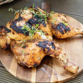 Opskrift på kylling på grill