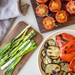grillede grøntsager