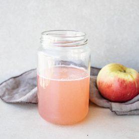 Opskrift på æblegele